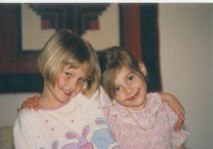 Cousin Brooke and Marijke