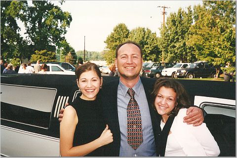 Marijke, Billy & Natalie